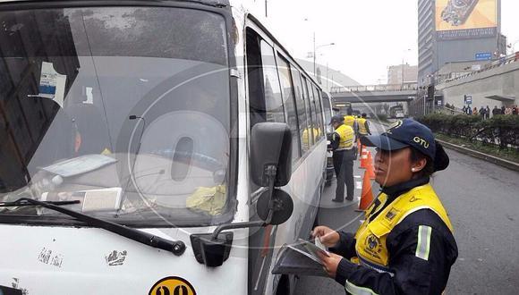 Municipalidad de Lima realiza operativo contra los Chosicanos en el Cercado de Lima (VIDEO)