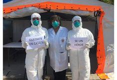 Coronavirus en Perú: Médicos de Hospital Regional de Ica piden a población quedarse en casa