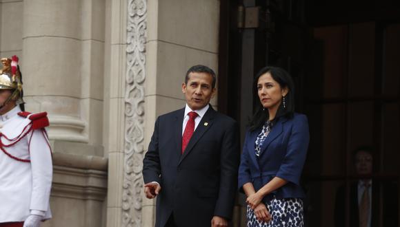 Nadine Heredia también es investigada por los presuntos delitos de asociación ilícita para delinquir y colusión por el caso Gasoducto Sur Peruano. (Foto: GEC)
