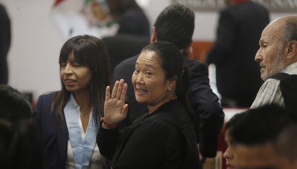 Keiko Fujimori viene cumpliendo 15 meses de prisión preventiva en el penal de mujeres en Chorrillos. (Foto: GEC).