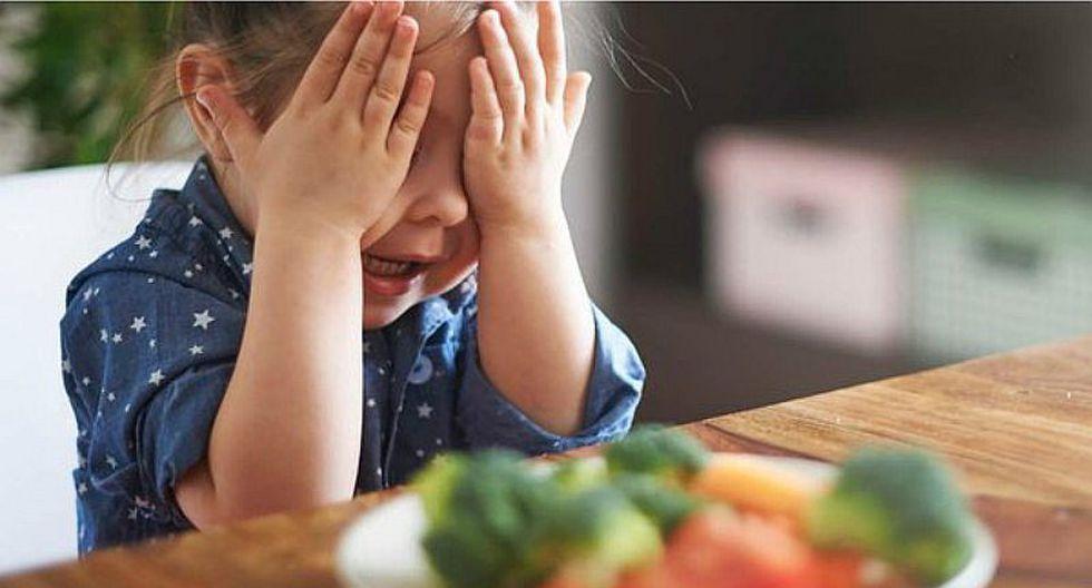 ¡Conoce la alimentación adecuada para un niño de dos años!