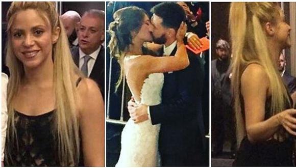 La boda de Messi y Antonella: ¿Por qué Shakira viene siendo criticada por su vestido?