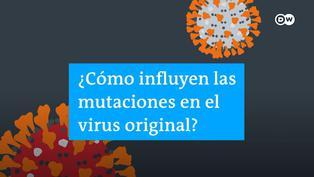Covid-19: Conoce por qué mutan los virus y cómo se alteran genéticamente