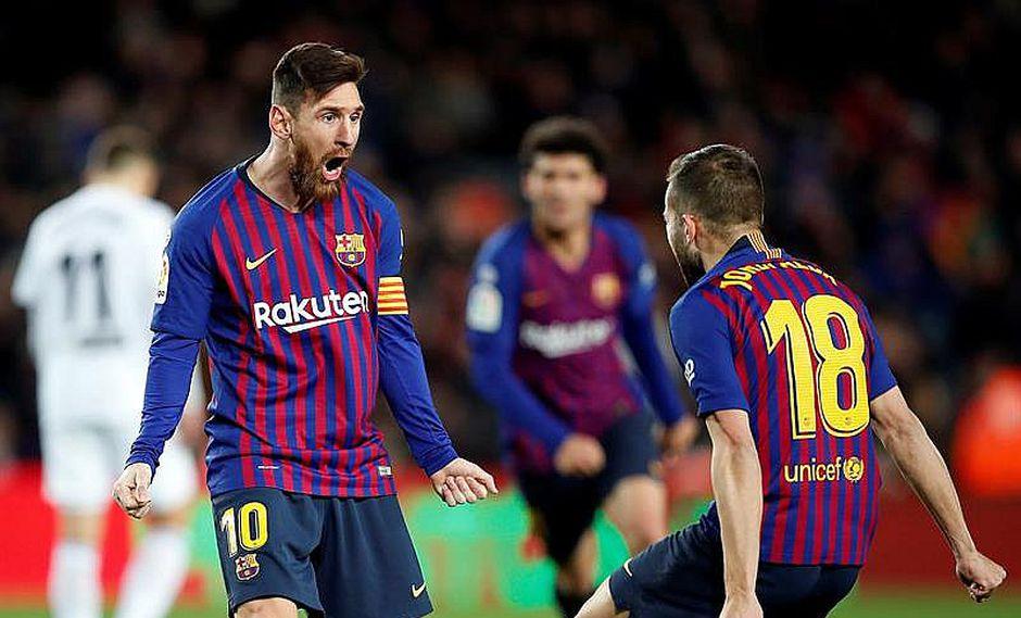 Lionel Messi está adelante en la peleada lucha por la Bota de Oro