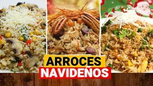 Arroces navideños peruanos: 3 recetas fáciles y rápidas