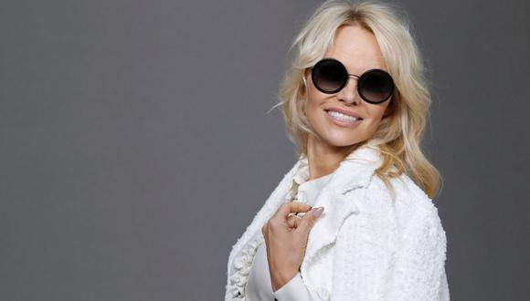The Hollywood Reporter anunció la reciente boda de Pamela Anderson. (Foto: AFP).