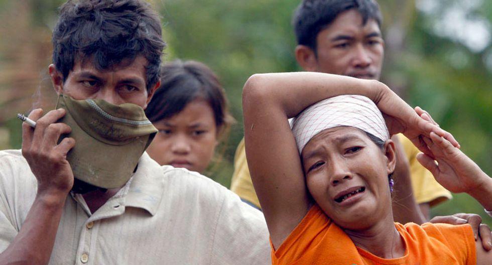 Tsunami en Indonesia deja más de 400 muertos
