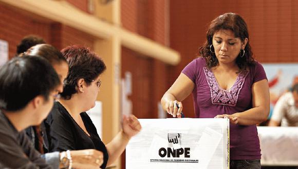 Elecciones del 11 de abril se realizarán pese a segunda ola del Covid-19 en Perú
