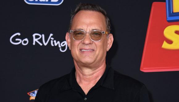 Tom Hanks presentará programa especial de TV por investidura de Joe Biden. (Foto: AFP)