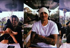 Paolo Guerrero y Alondra García Miró comparten la misma foto y se lucen más enamorados que nunca | FOTOS
