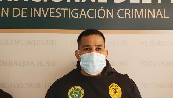 Elvis David Linares Escalona admitió que era buscado por la justicia de su país.