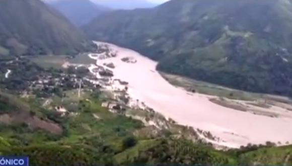 Dos muertos y dos desaparecidos por huaicos en Chanchamayo (VIDEO)