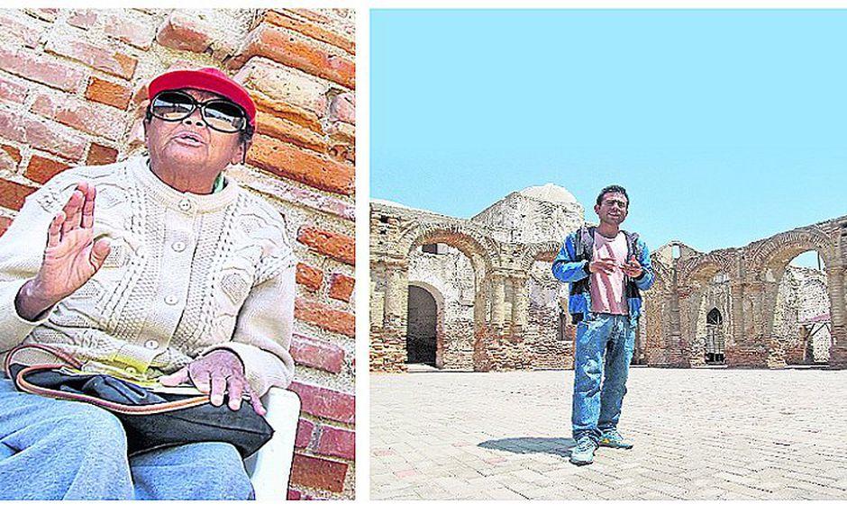 Zaña, el pueblo que gira en torno a la rica tradición de las ruinas de San Agustín