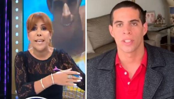 Magaly Medina critica a Mauricio Fiol por segunda vez que da positivo en prueba de antidopaje | VÍDEO