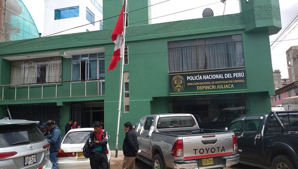 Minero acusa a policías del hurto de más de un kilo de oro