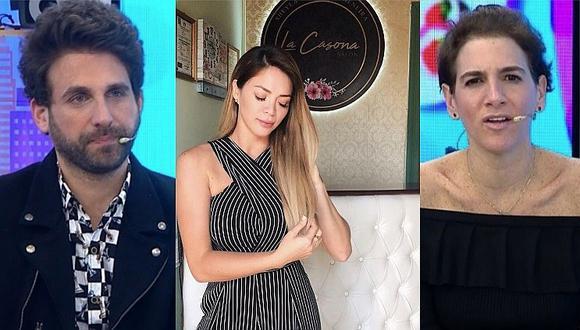 Sheyla Rojas cierra su negocio y sus socios culpan a Rodrigo González de baja clientela