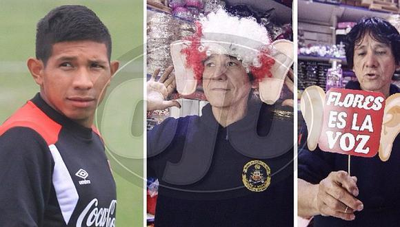 Selección peruana: ¿qué dijo Edison Flores sobre las orejas que ya todo el Perú usa?