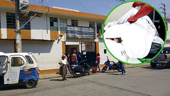 Menor de 7 años muere luego de ser violada por un sujeto en Huánuco