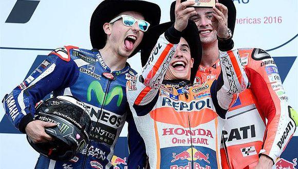 MotoGP: Marc Márquez (Honda) gana Gran Premio de las Américas