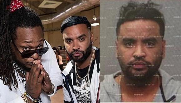 El cantante Zion del dúo de reggaetón 'Zion & Lennox' fue arrestado en Estados Unidos (FOTO)