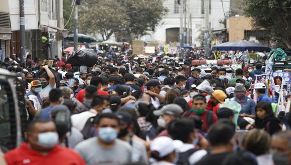 Ministro de Salud señaló que los casos de variante Delta en Perú aumentarán y debemos estar preparados. (Foto. Violeta Ayasta/GEC)