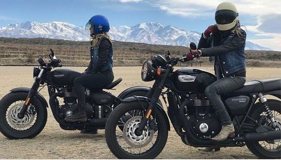 Andar en moto es bueno para la salud mental, según estudio