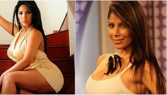 El Gran Show: Milena Zárate enfrenta a Karen Dejo por comentar que tiene pareja