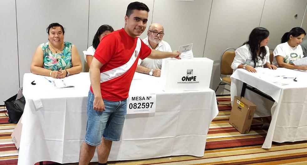 Son 523 ciudadanos peruanos los que emitirán su voto en Nueva Zelanda, según la ONPE. (Foto: Cancillería Perú)