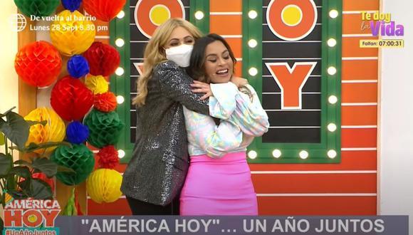 Fotos: América TV