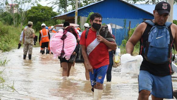 Agricultores afectados por inundaciones podrán obtener créditos con 0% de interés en Madre de Dios
