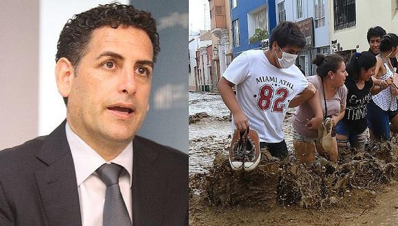 Juan Diego Flórez venderá preciado objeto para ayudar a damnificados por inundaciones