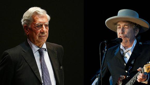 Mario Vargas Llosa rechaza nobel a Bob Dylan y lanza fuerte crítica