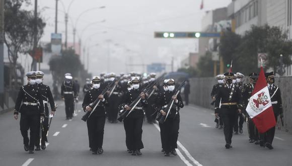 Los tres institutos de las Fuerzas Armadas ya tienen nuevos comandantes generales. (Foto: GEC)