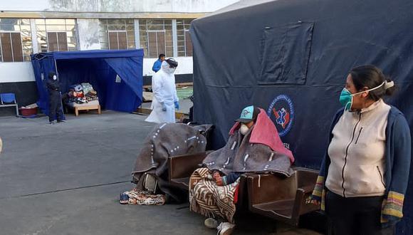 Coronavirus no da tregua en Arequipa y contagios se elevan a 32 mil