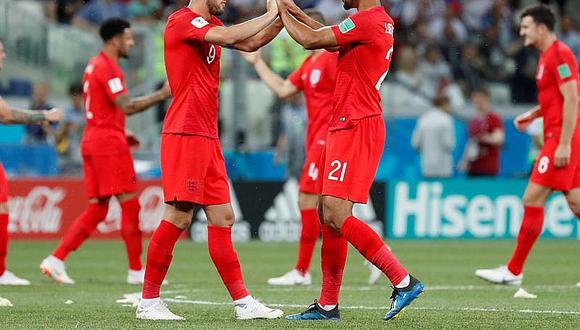 Inglaterra gana con doblete de Kane en su debut por 2-1 frente a Túnez (VÍDEOS)