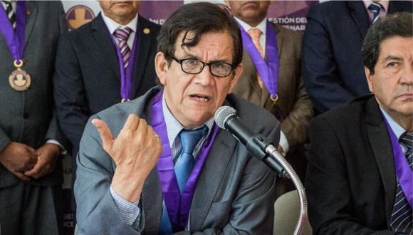 Ciro Maguiña también se refirió al pedido del exministro de Salud Víctor Zamora para retirar la hidroxicloroquina e ivermectina de la lista de medicamentos contra el COVID-19. (Foto: GEC)