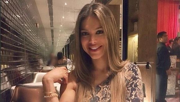 Vanessa Jerí comparte los resultados de su dieta con sus fans en Instagram