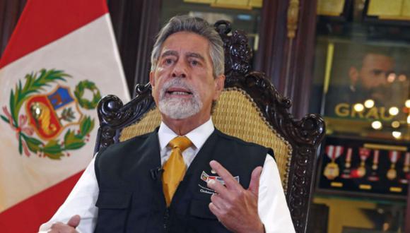 Francisco Sagasti brindará pronunciamiento mientras se evalúan los recursos de nulidad y apelaciones en el conteo de votos de la segunda vuelta electora. (Foto: Presidencia)