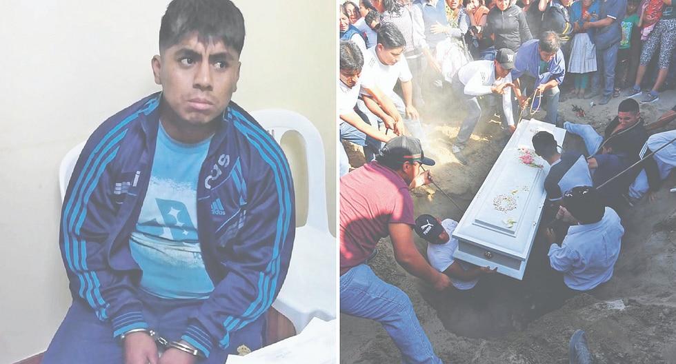 """Último adiós a angelito: multitudinaria despedida a niña asesinada por """"monstruos del mototaxi"""""""