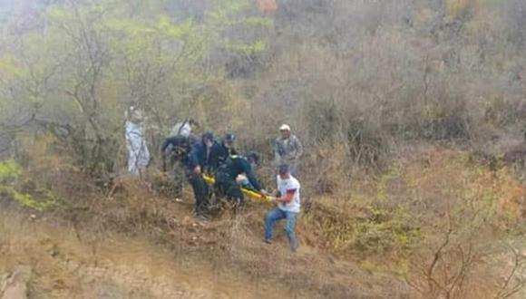 La Libertad:  en la unidad siniestrada, de placa T4C-831, viajaban cinco personas, de las cuales cuatro fallecieron y una resultó herida.