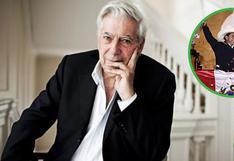 """Mario Vargas Llosa: """"La idea de Pedro Castillo de constituir una Asamblea Constituyente es anticonstitucional"""""""
