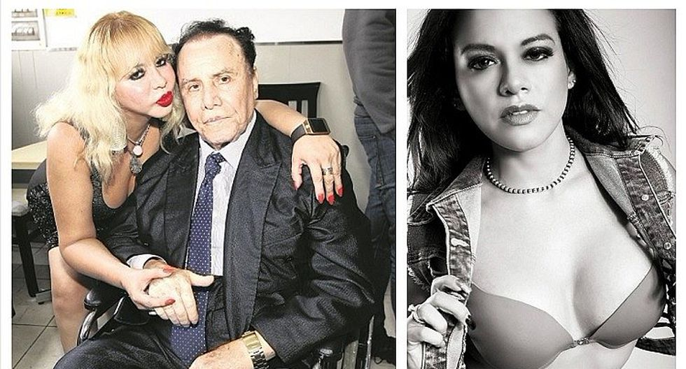 Susy Díaz asegura que su única heredera será su hija Florcita Polo y también sus nietos