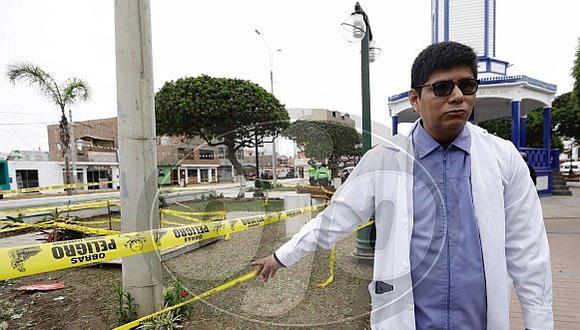 Teniente alcalde de Cerro Azul responsabiliza a municipio en  muerte de la pequeña Xoanita (VIDEO)