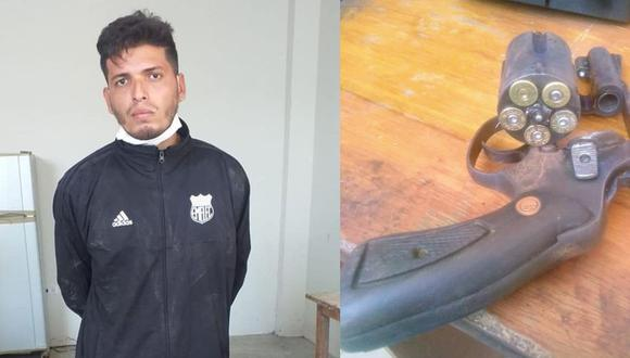 Piura: Dictan siete meses de prisión preventiva contra el ecuatoriano José Vicente Morán López (30) acusado de asesinar de dos disparos en la cabeza al venezolano José de Jesús Sánchez Arriechi (23).