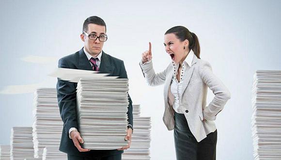 ¡No te dejes! ¿Cómo actuar ante el acoso laboral?