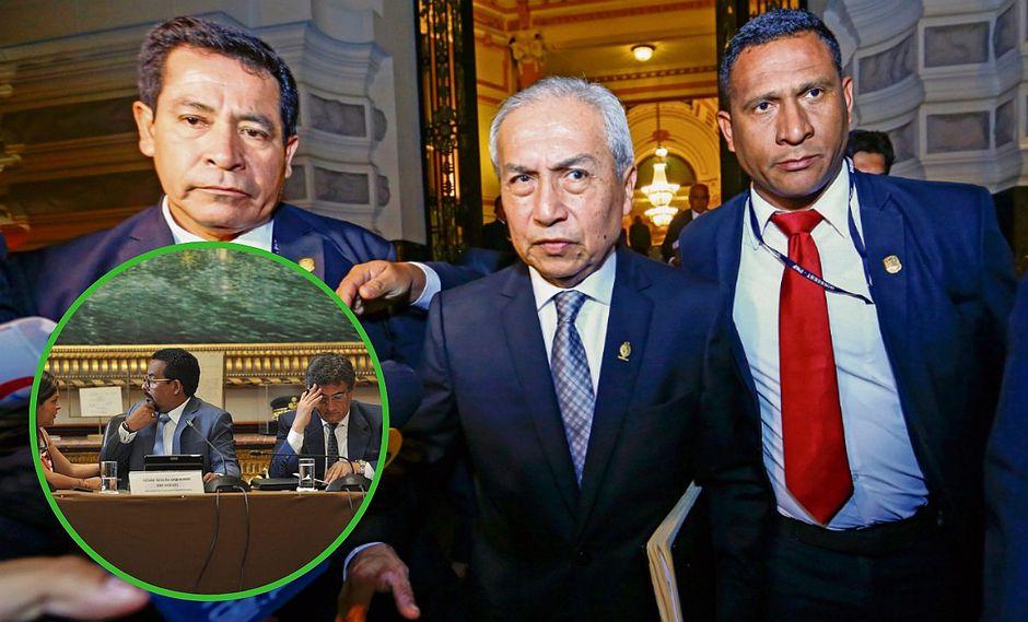 Fuerza Popular y APRA archivan denuncia a Pedro Chávarry por tráfico de influencias