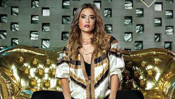 """La actriz colombiana mostró el drástico cambio que tuvo durante el rodaje de """"La Reina del Flow"""" 2 (Foto: Caracol TV)"""