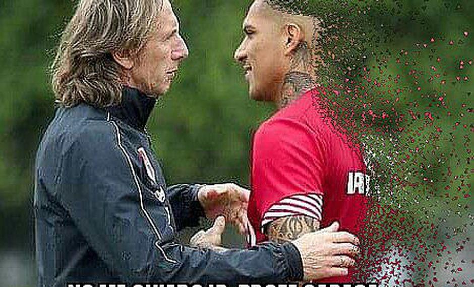 Los memes tras el fallo del TAS en contra de Paolo Guerrero