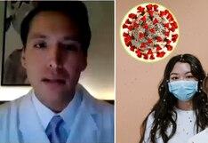 """""""El Covid-20 podría aparecer en seis o siete meses"""", alerta científico peruano que que busca la vacuna en China"""