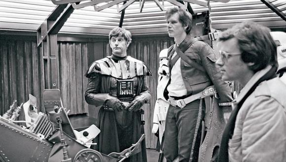 Dave Prowse fue quien interpretó a Darth Vader en la trilogía original de Star Wars. (Foto: Twitter / isDARTHVADER).